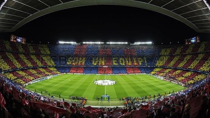 Rencontre barcelone milan