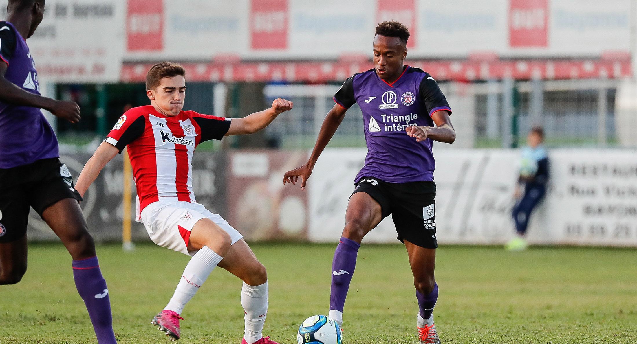 Le TFC affrontera Eibar en amical
