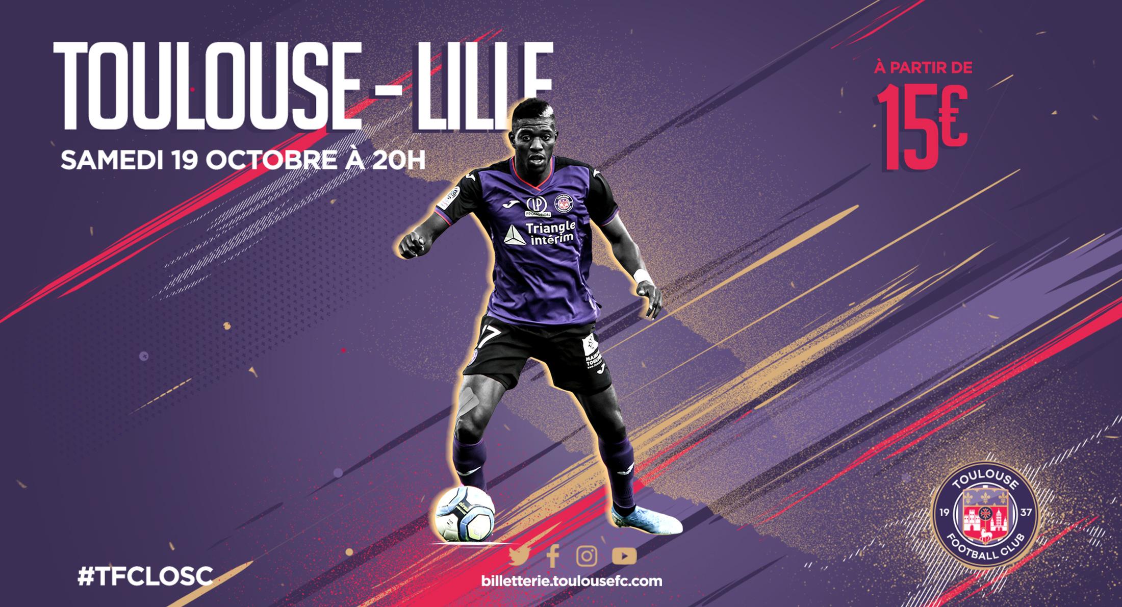 Les infos pratiques de TFC/Lille, nouveau rendez-vous au Stadium