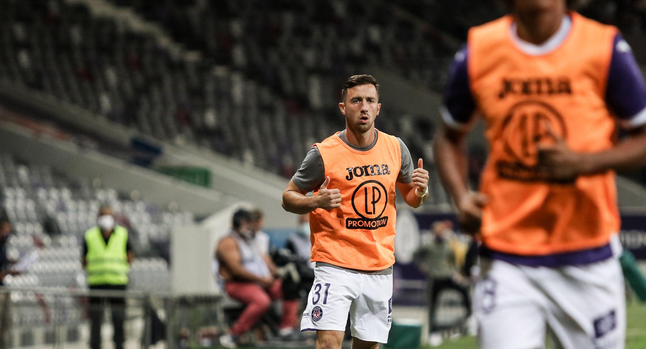 """""""Nous n'avons pas été assez joueurs"""", B.Dejaegere après Clermont/TFC"""