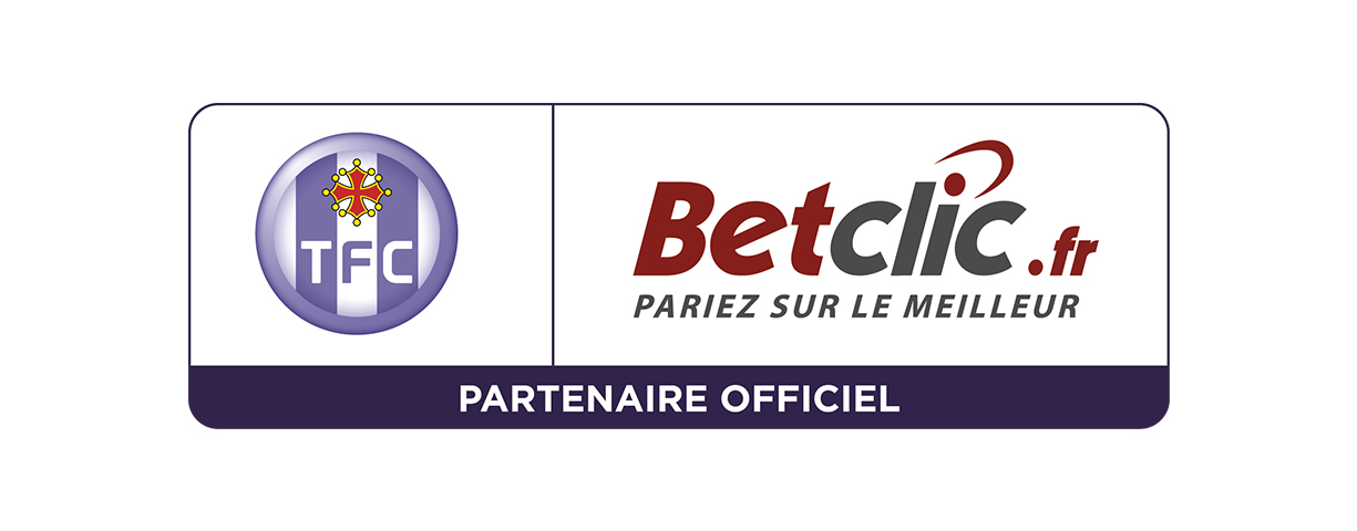 avec betclic vous allez aimer voir le tfc gagner le site officiel du toulouse football club. Black Bedroom Furniture Sets. Home Design Ideas