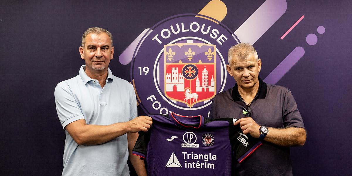 Foot: Toulouse a choisi Patrice Garande comme entraîneur