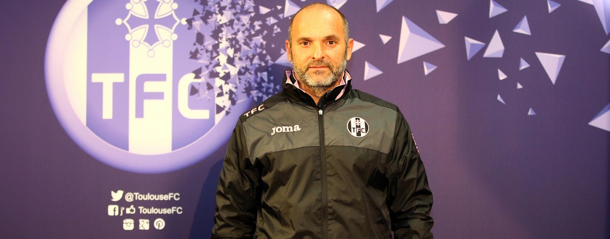 officiel pascal dupraz nouvel entra neur du tfc le site officiel du toulouse football club. Black Bedroom Furniture Sets. Home Design Ideas