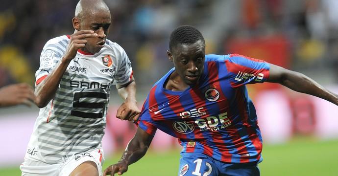[6e journée de L1] Toulouse FC 3-3 SM Caen Appiah