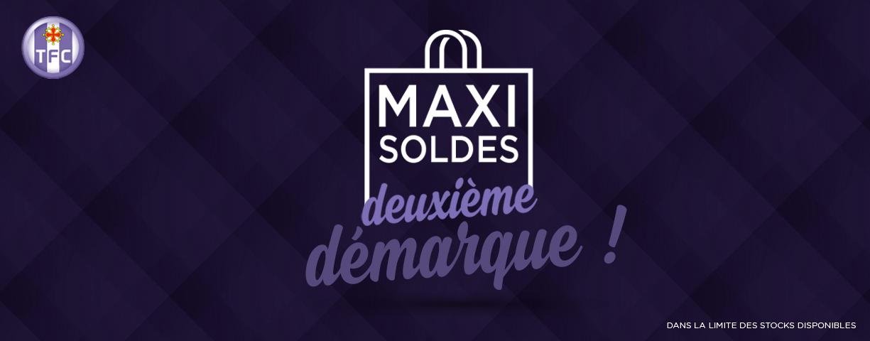Seconde d marque des soldes le site officiel du toulouse football club - Deuxieme demarque soldes ...